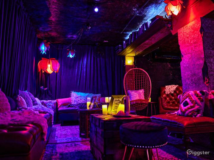 Secret Underground Speakeasy & Wine Cellar Photo 4