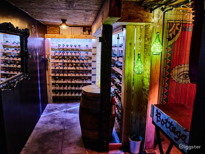 Secret Underground Speakeasy & Wine Cellar Photo 3