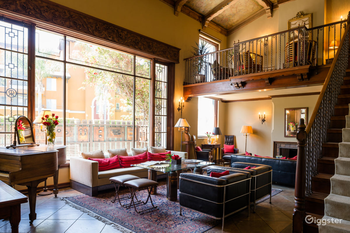 Rent Spanish Colonial Style Building Event SpaceRooftop commercial
