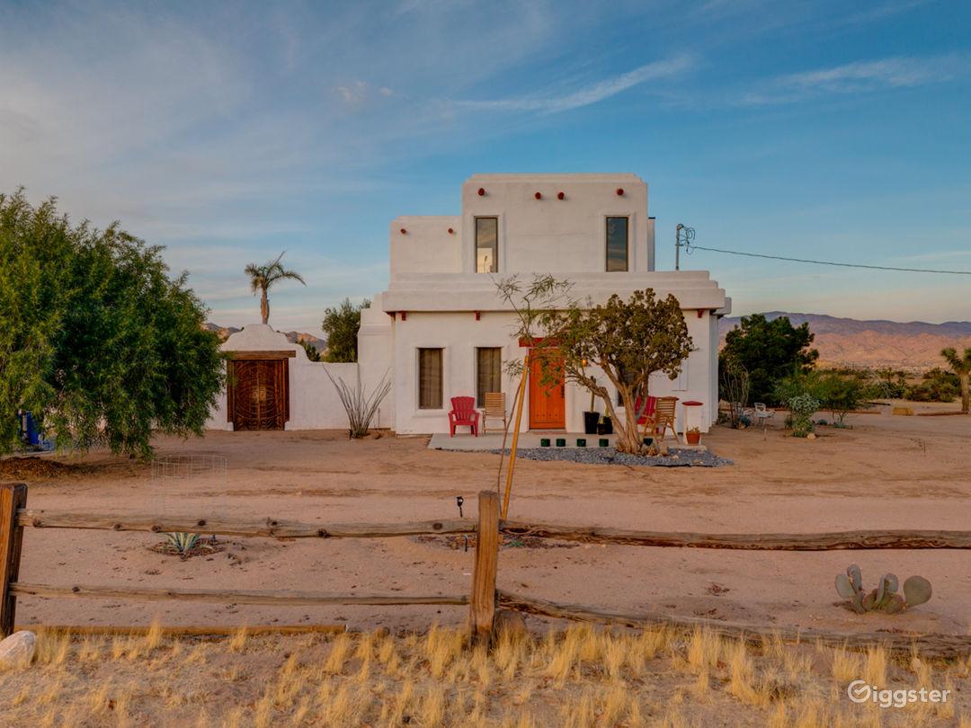 Spanish Adobe meets Desert Revival Photo 5