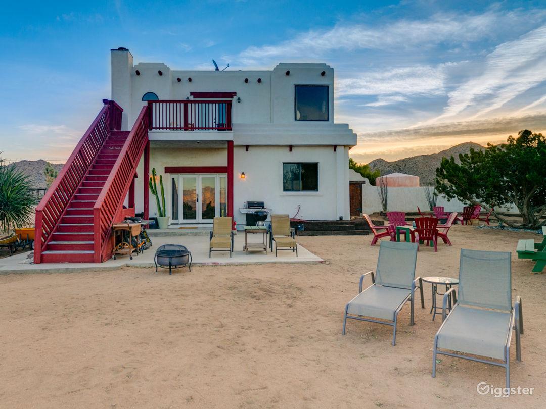 Spanish Adobe meets Desert Revival Photo 4