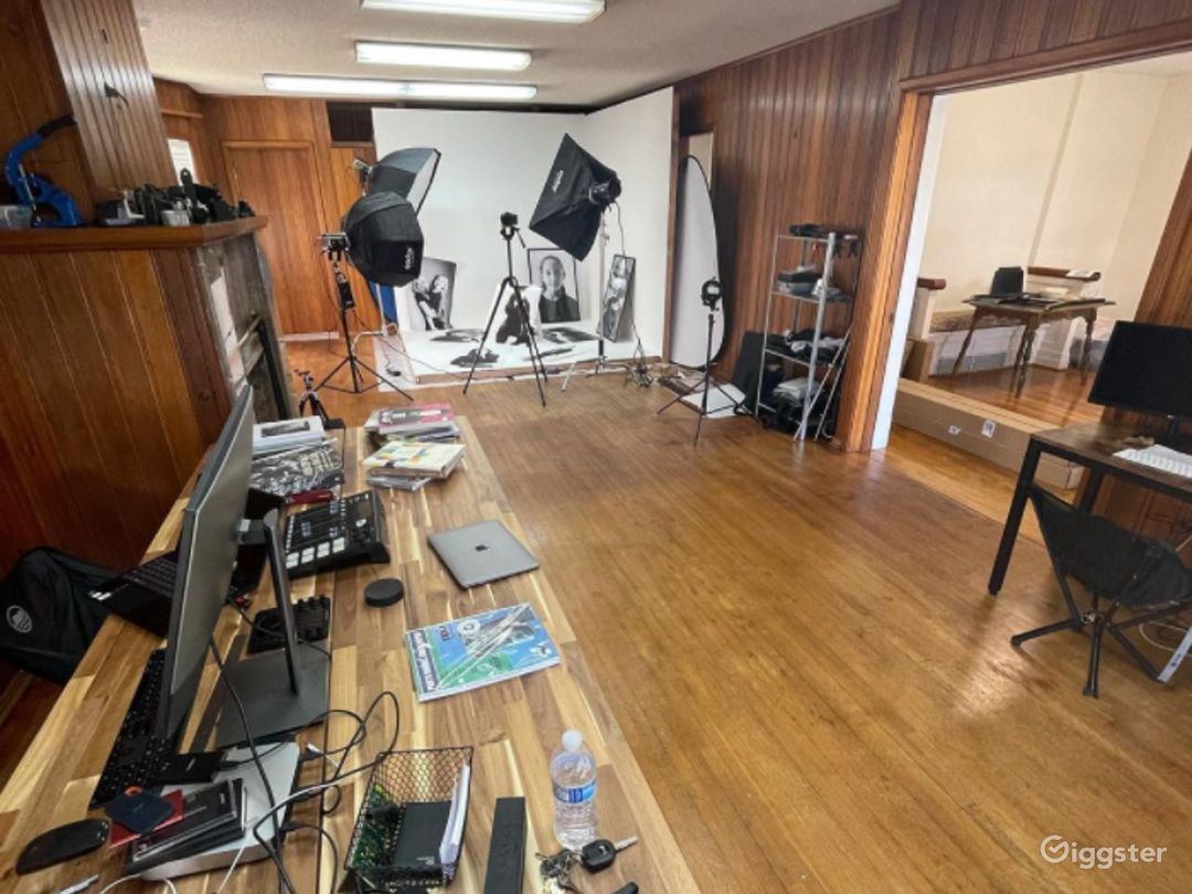 Equipped Photography and Film Studio in Long Beach Photo 1