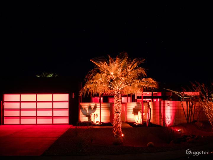 Casa Black / Uniquely Modern Palm Springs Home Photo 3