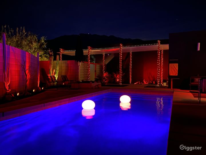 Casa Black / Uniquely Modern Palm Springs Home Photo 5