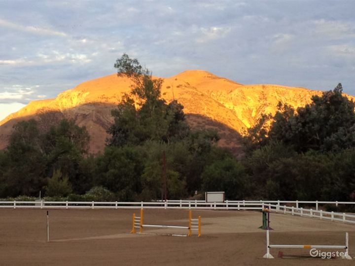 Upscale horse farm+ Rugged terrain + 2 avail homes