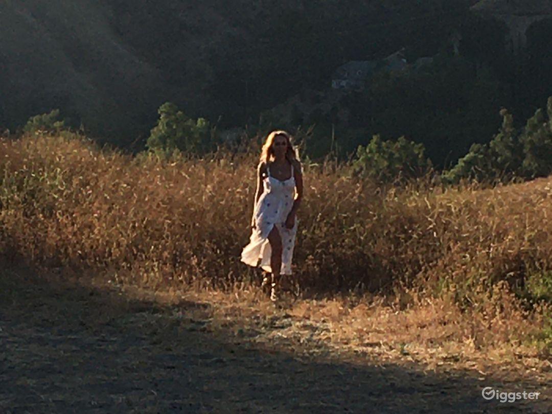 A shoot - Golden Hour