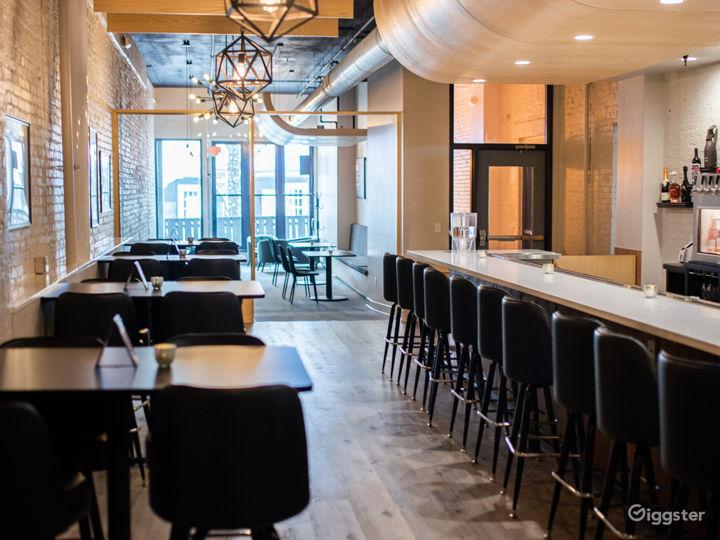 Wine Bar BUYOUT (indoor and outdoor)