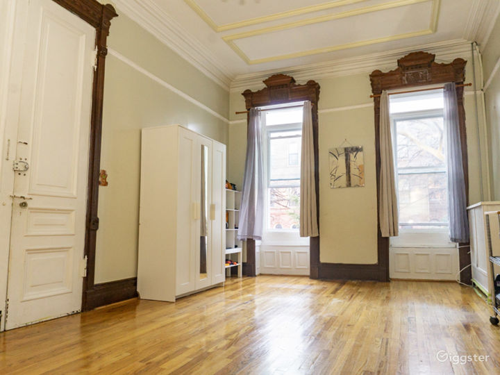 Brownstone Loft Space with lots of natural light. Photo 3