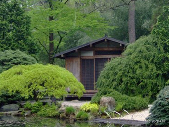 Japanese inspired  gardens: Location 5236 Photo 3