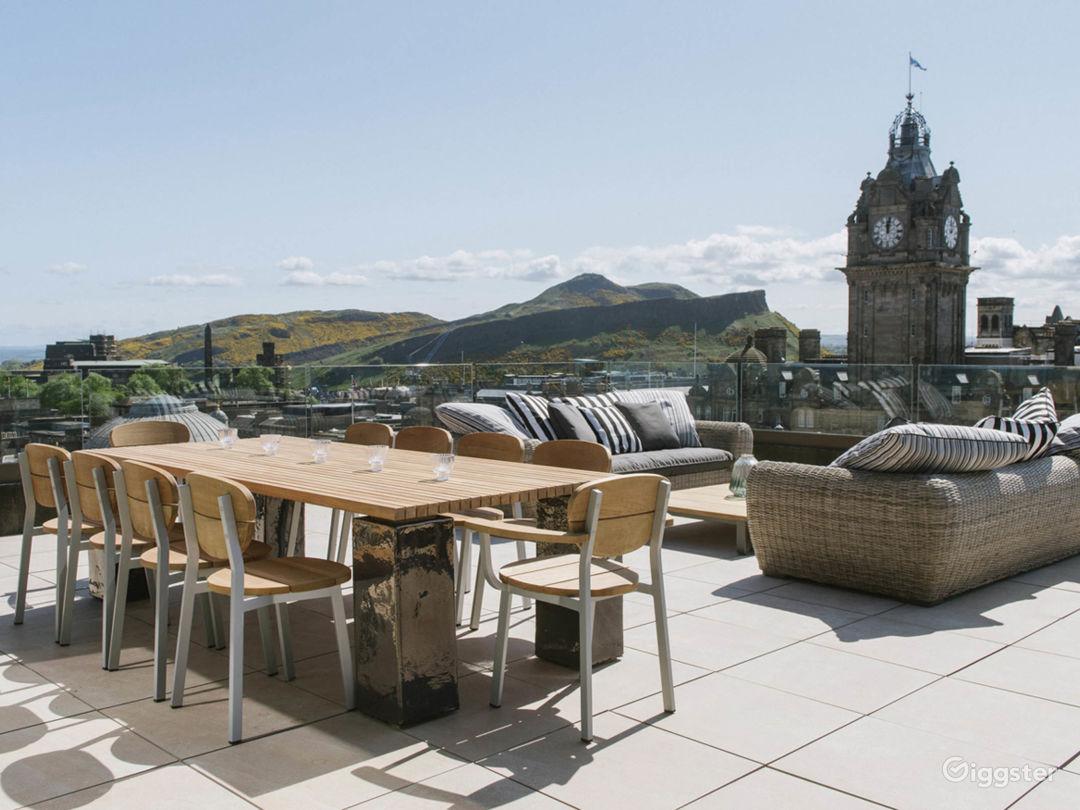 Cheval Edinburgh Grand - Three Bedroom Penthouse in Edinburgh Photo 1