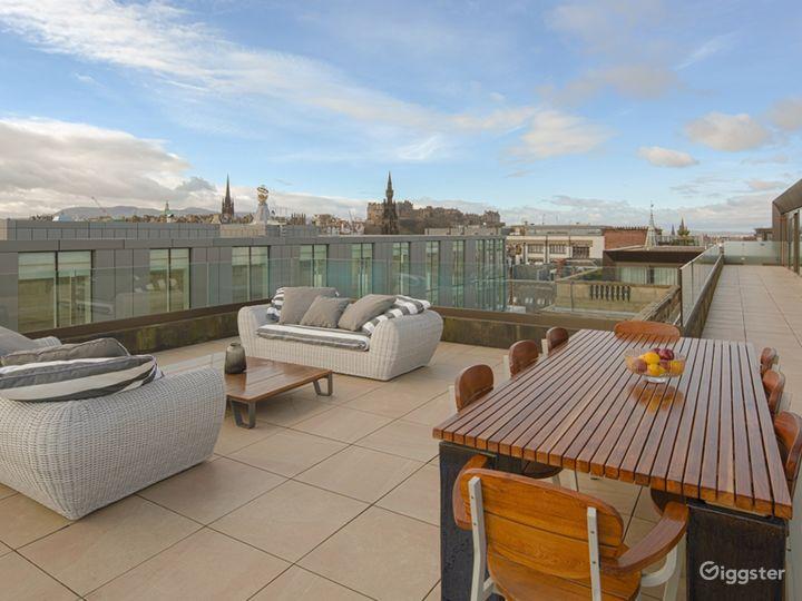 Cheval Edinburgh Grand - Three Bedroom Penthouse in Edinburgh Photo 2