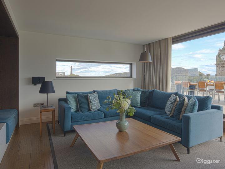 Cheval Edinburgh Grand - Three Bedroom Penthouse in Edinburgh Photo 3