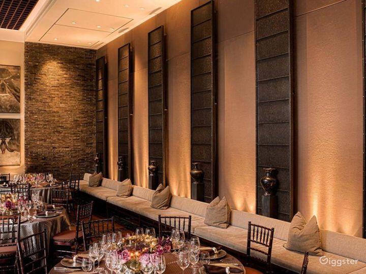 Private Dining Room Courtyard/Jaya Photo 4