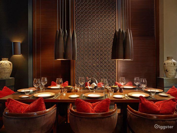 Private Dining Room Courtyard/Jaya Photo 2