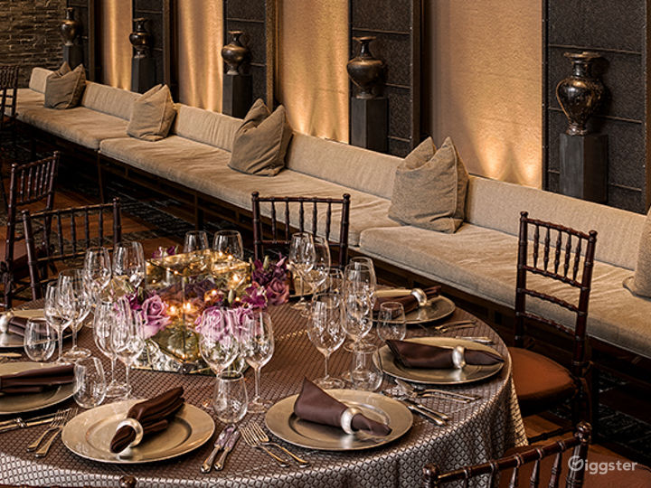 Private Dining Room Courtyard/Jaya Photo 3