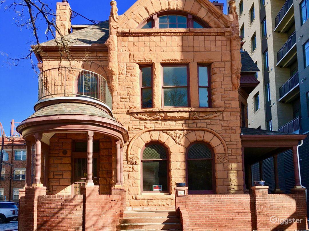 Immersive Cannabis Mansion In Denver Photo 1