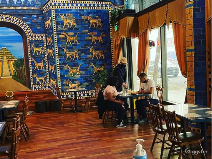 Middle Eastern Restaurant in Oregon Photo 4