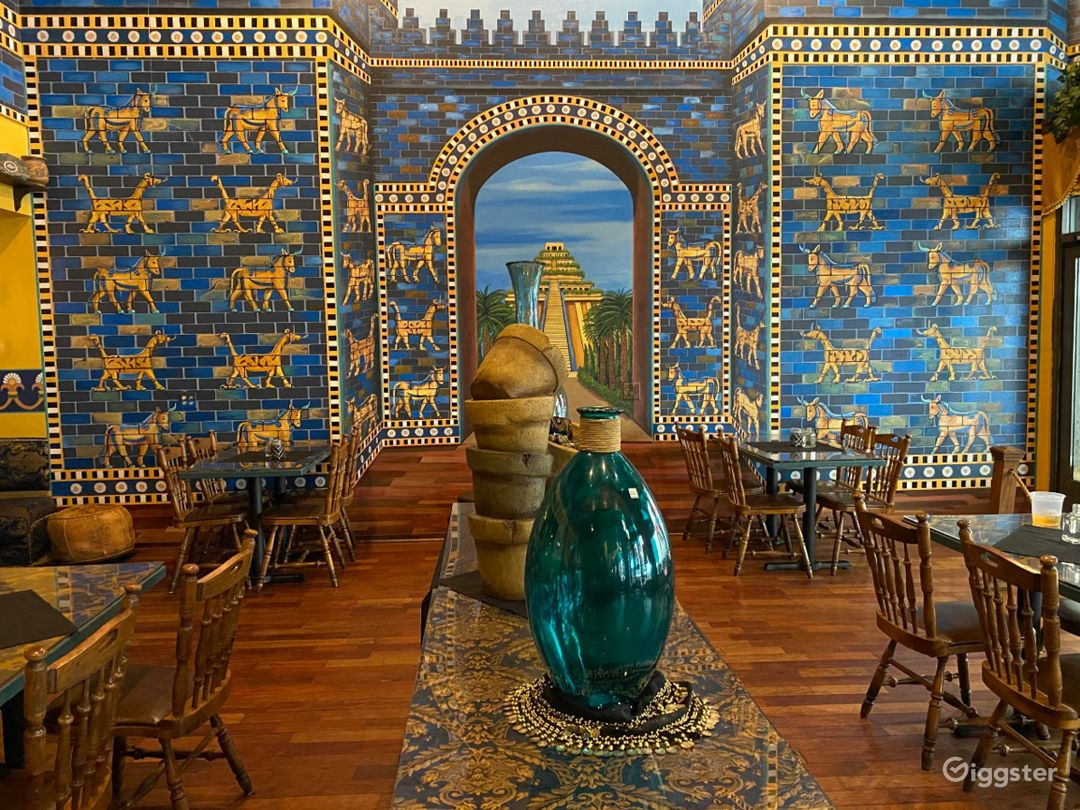 Middle Eastern Restaurant in Oregon Photo 1