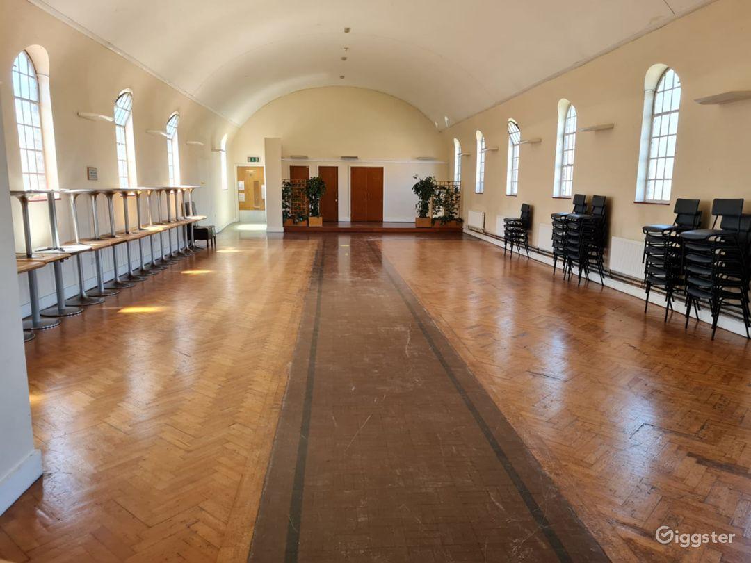 Joan Currie Hall in Mottingham Photo 1