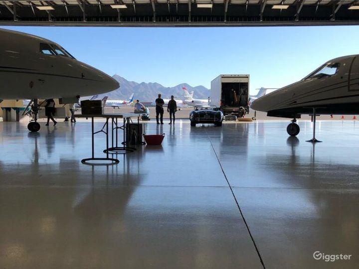 Luscombe Hangar Photo 3
