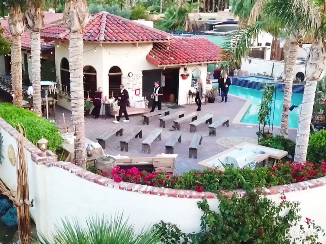 Authentic Mexican style compound