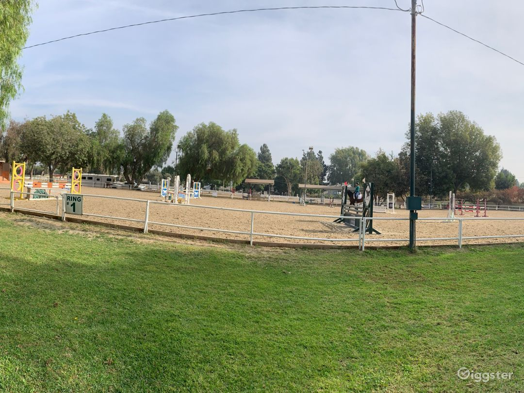 Premier Equestrian Facility Heart of Los Angeles Photo 3