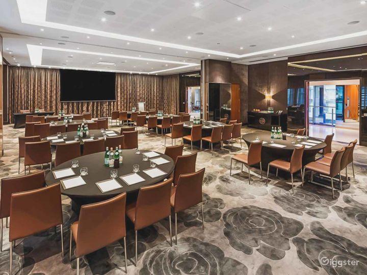 Elegant & Spacious Ontario Room in Canary Wharf London Photo 2