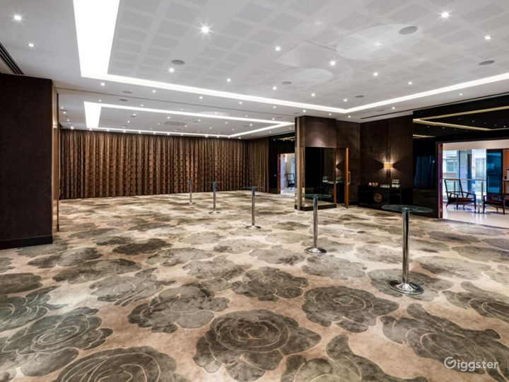 Elegant & Spacious Ontario Room in Canary Wharf London Photo 5
