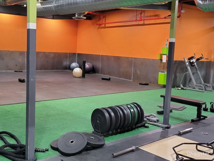 Fully Furnished Functional-X Training Room Photo 5