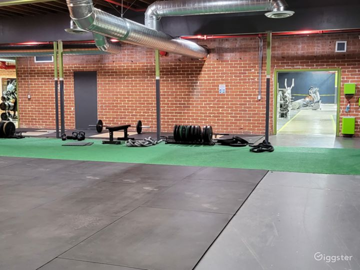 Fully Furnished Functional-X Training Room Photo 2