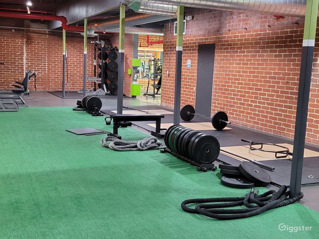 Fully Furnished Functional-X Training Room Photo 1