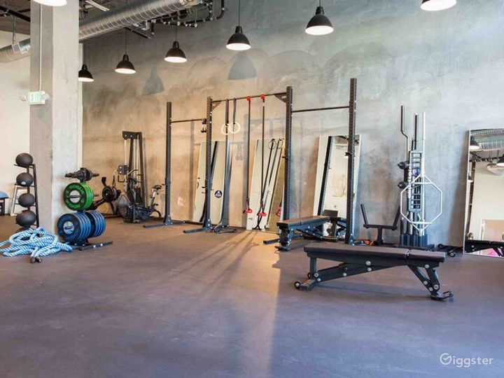 Hip and Trendy Fitness Studio Photo 5