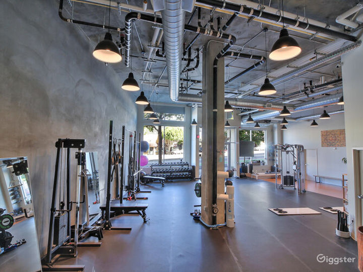 Hip and Trendy Fitness Studio Photo 2