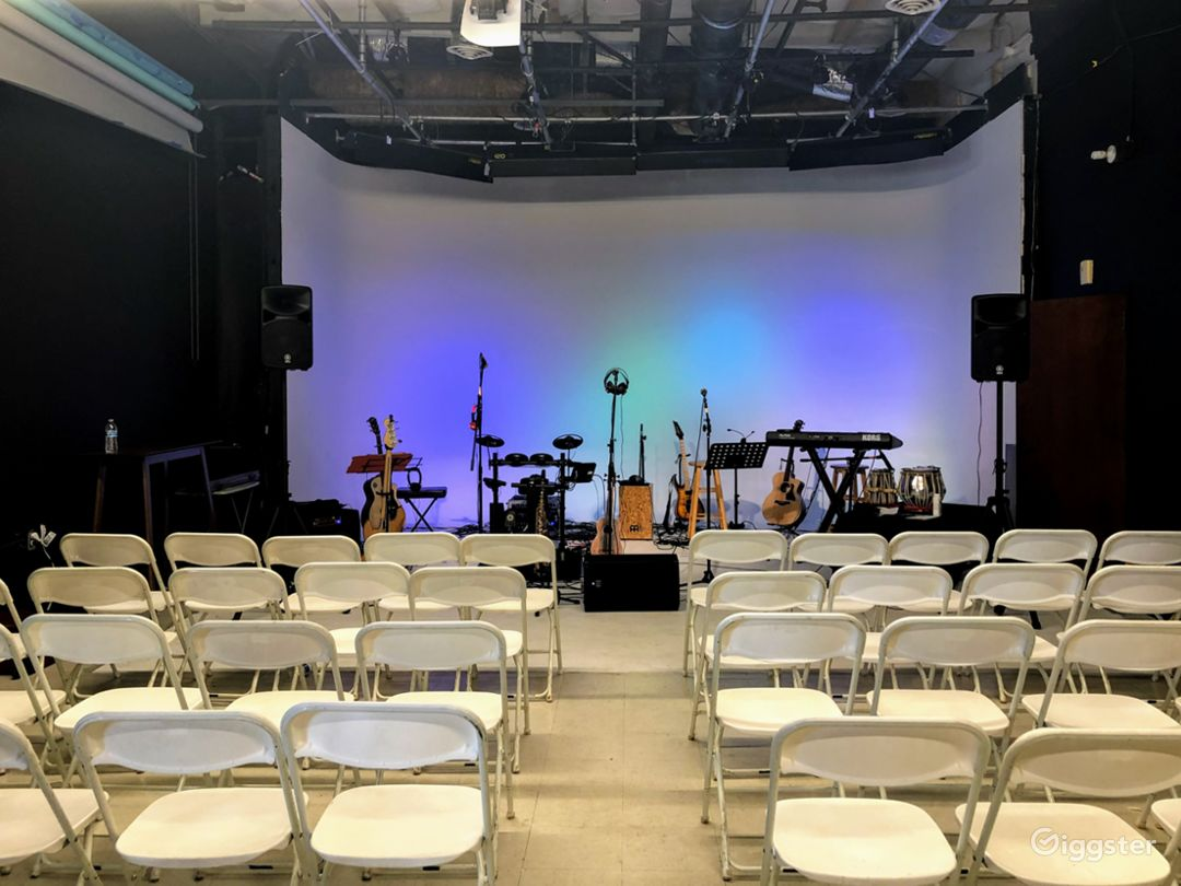 Silicon Valley Sound Stage Photo 4