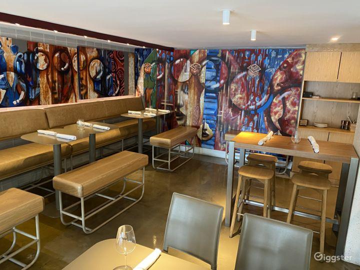 Restaurant/Wine Bar in the heart of Santa Monica