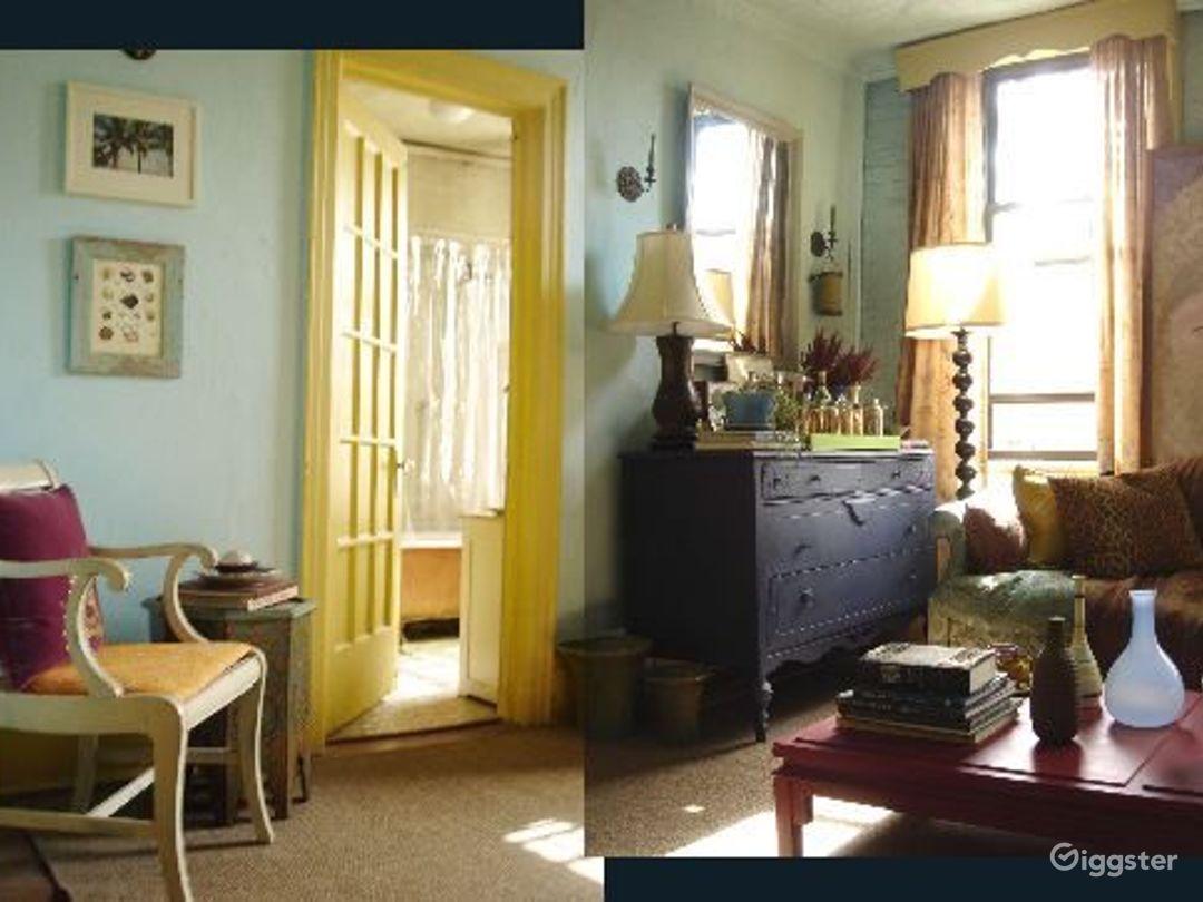 Boho NYC apartment: Location 4050 Photo 1