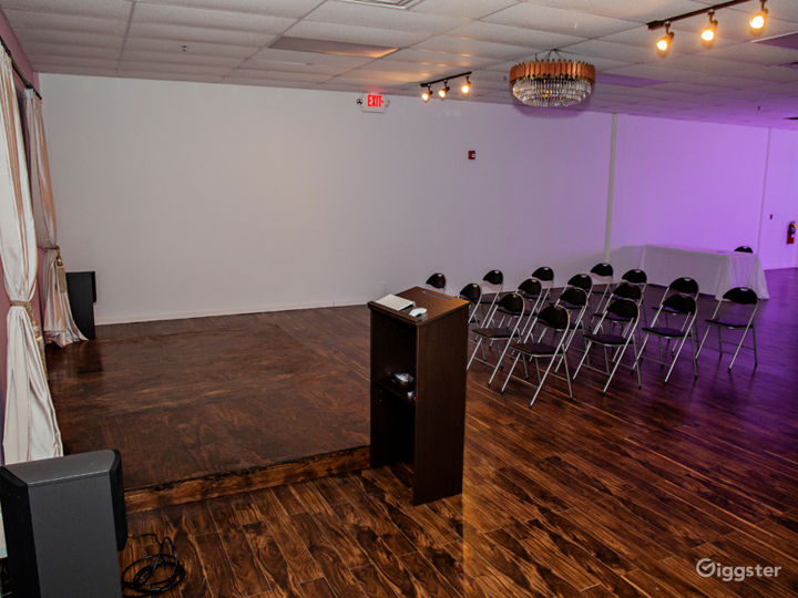 Private event venue, 2300+ sq ft for events Photo 5