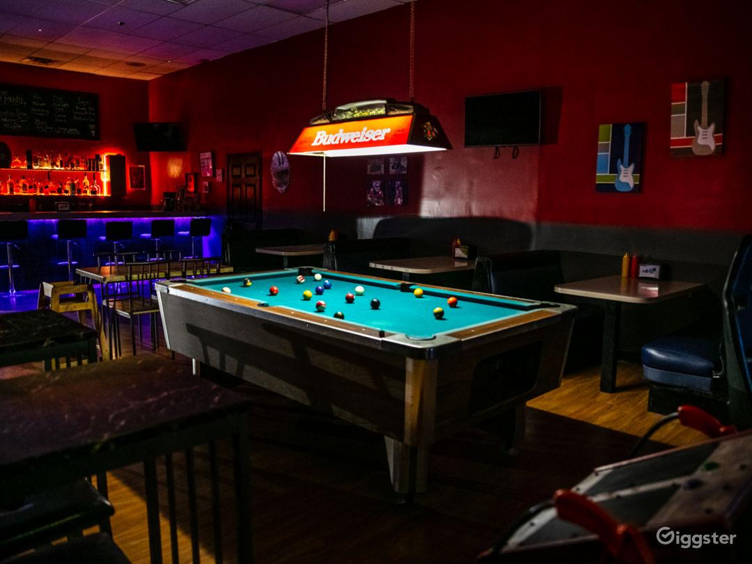 Sports bar and Restaurant Set Photo 1