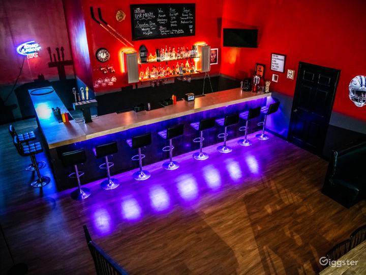 Sports bar and Restaurant Set Photo 4