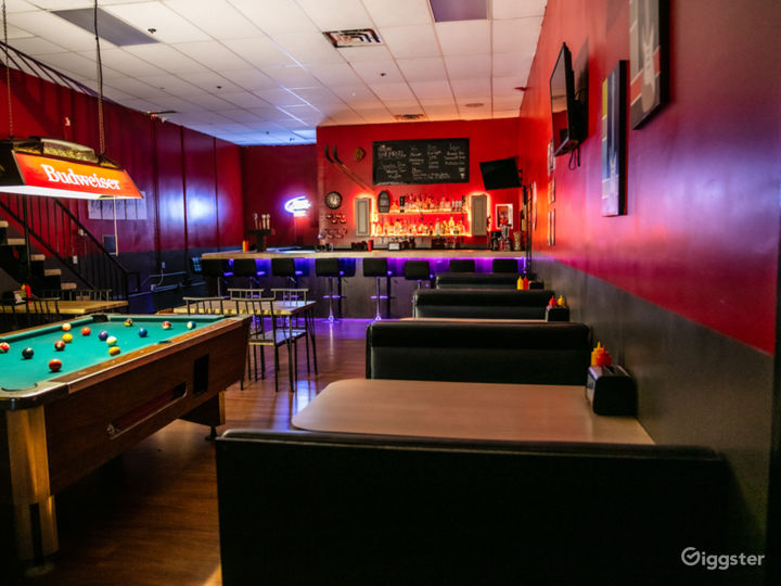 Sports bar and Restaurant Set Photo 3