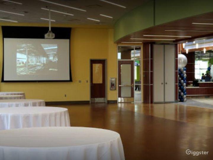 Elegant Community Hall Photo 5
