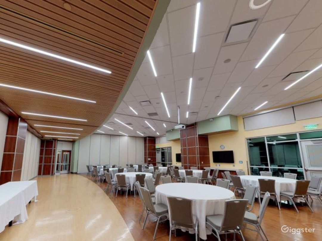 Elegant Community Hall Photo 1