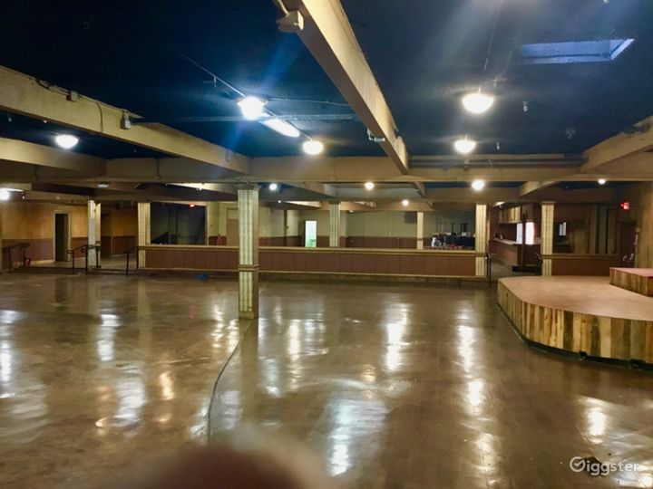 Phoenix Event and Concert Location Space # 1