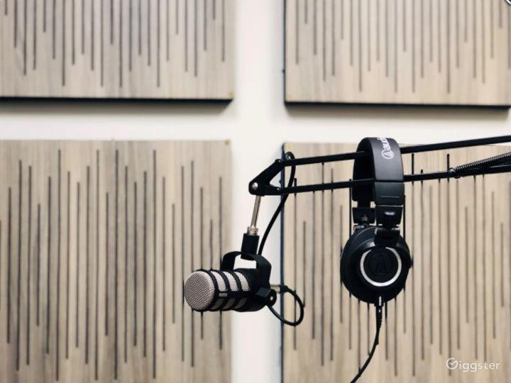 Podcast Studio in Northwest Houston Photo 2