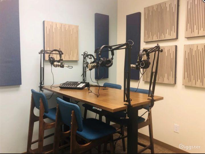 Podcast Studio in Northwest Houston Photo 3