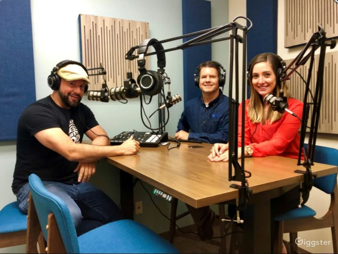 Podcast Studio in Northwest Houston Photo 1