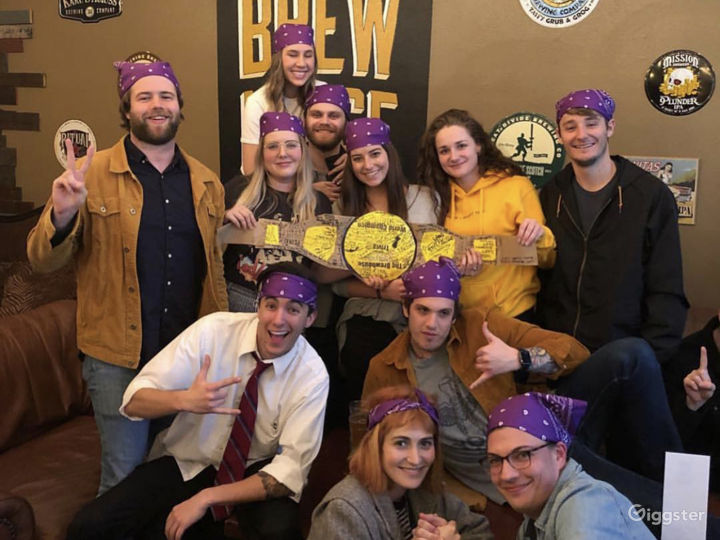 Wednesday night trivia breaks up the work week and provides a ton of fun!