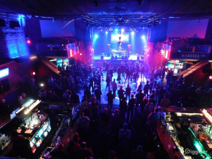 Outstanding Night Club Event space in Orlando Photo 3