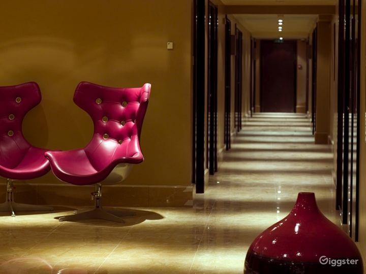 Sleek & Stylish Private Suite 2 in Mayfair, London Photo 3