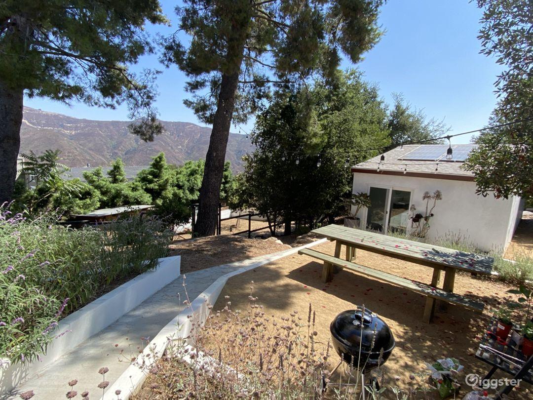 Malibu Farmhouse with Mountain Views Photo 4